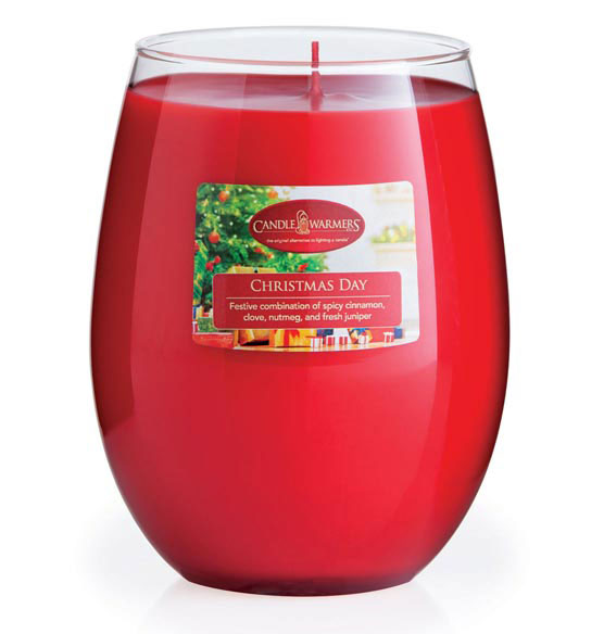16 oz. Classic Collection Candle, Holiday Scents - View 3