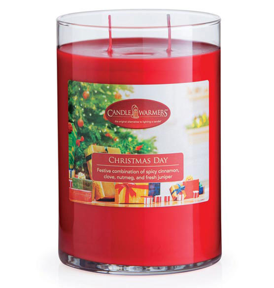 22 oz. Classic Collection Candle, Holiday Scents - View 2