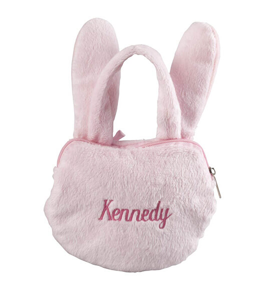 Personalized Easter Bunny Coin Purse - View 4