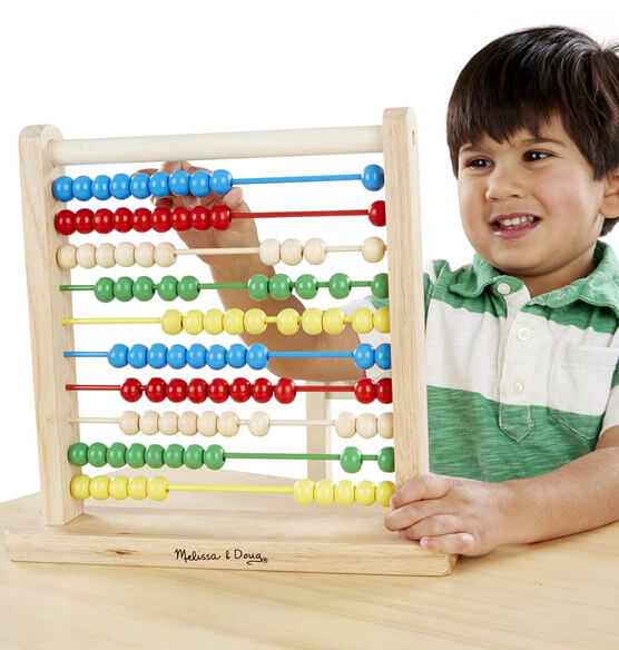 Melissa & Doug® Personalized Abacus - View 2