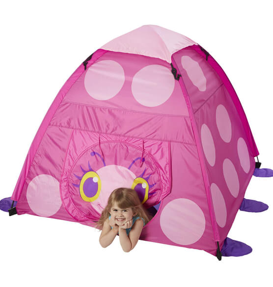 Melissa & Doug® Personalized Trixie Tent - View 3