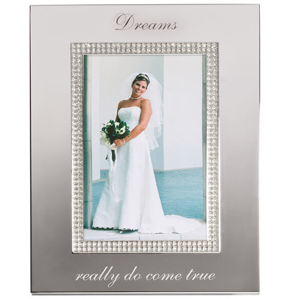 Personalized Brilliance 4 x 6 Photo Frame - View 3