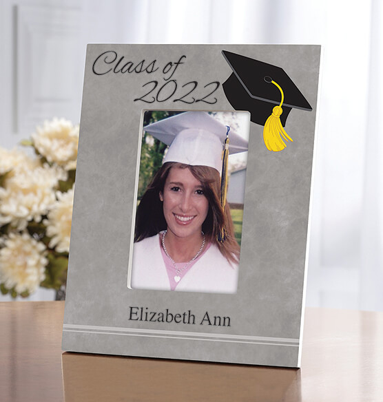 Personalized Graduation Frame Vertical - View 2