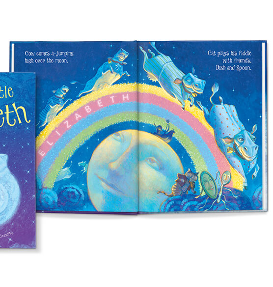 Personalized Goodnight Little Me Storybook - View 4