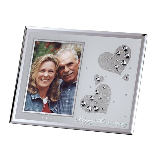 Personalized Brilliance Love Story Frame 5 x 7 - View 2
