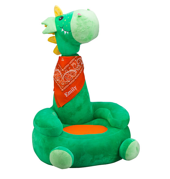 Personalized Children's 2-in-1 Dragon Chair - View 5