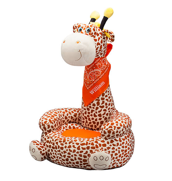 Personalized Children's 2-in-1 Giraffe Chair - View 5