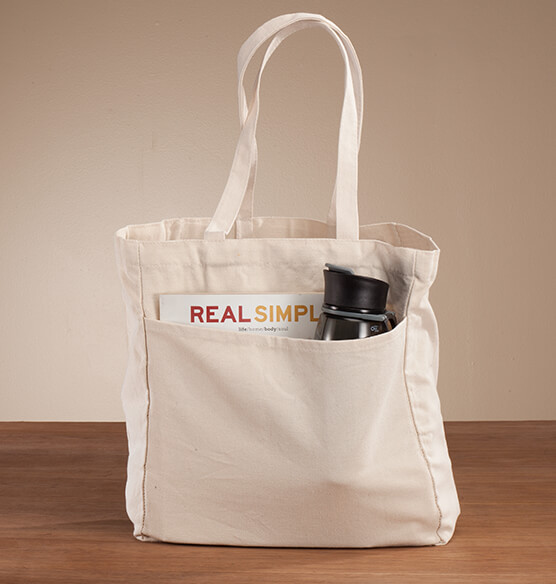 Personalized Caregiver Tote - View 3