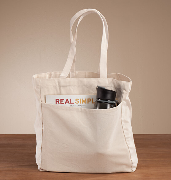 Personalized Nurses Tote - View 3