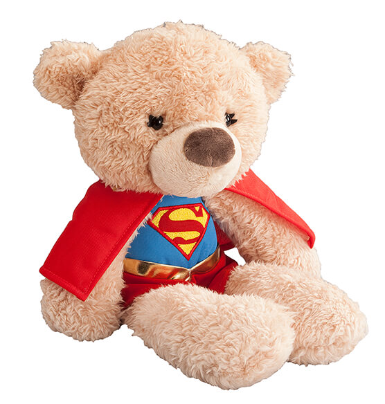 Personalized Supergirl Teddy Bear - View 3
