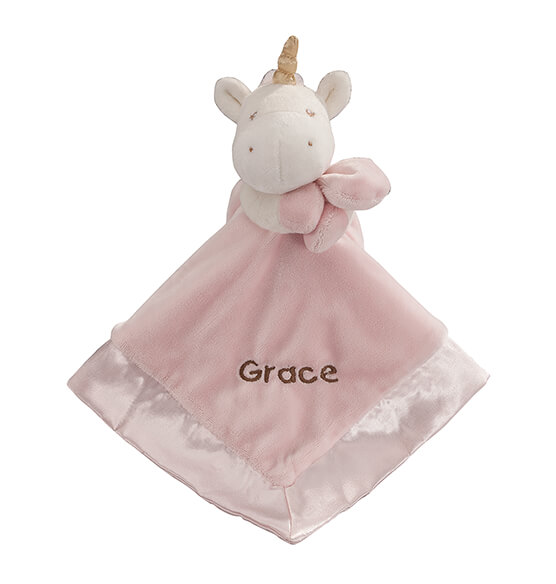 Personalized Baby GUND® Unicorn Lovey - View 2