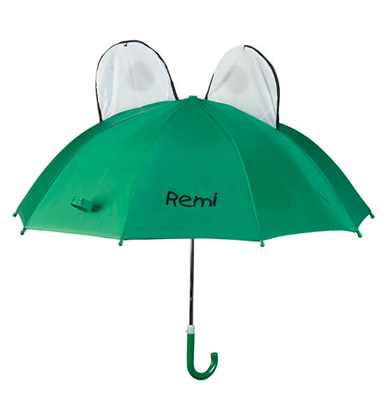 Personalized Children's Frog Umbrella - View 3
