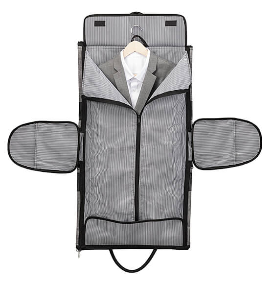 Personalized Convertible Garment Bag - View 4