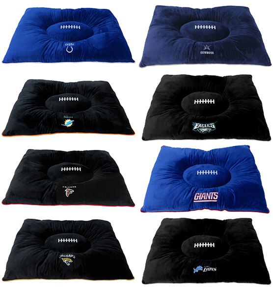 NFL Pet Pillow Bed - View 3