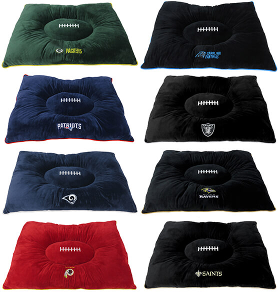 NFL Pet Pillow Bed - View 4