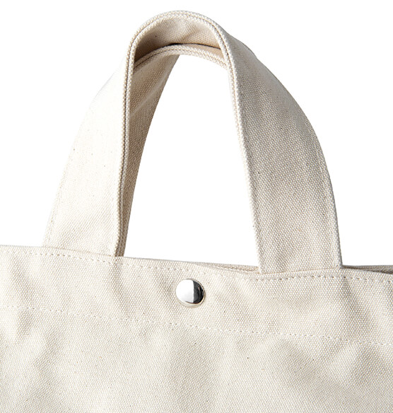 Personalized Kiwi Color Dipped Canvas Tote - View 4