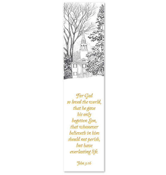 Personalized Prayer for Friends w/Bookmark Card Set/20 - View 4