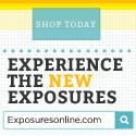 Exposures Online Logo
