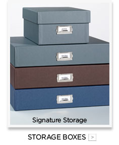View Our Selection of Storage Boxes…Click Here