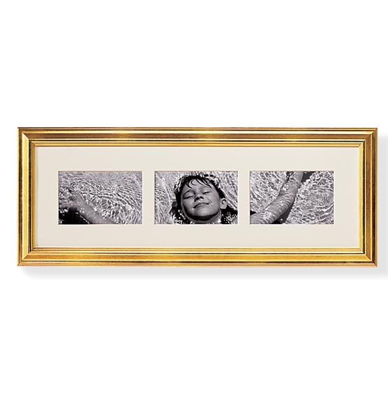 3 Opening Picture Frame 4x6 - Multiple Picture Frames - Exposures