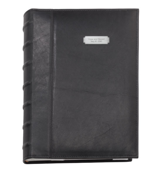Cromwell Collection Large Personalized Memo Album - View 1