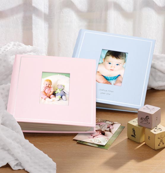 Personalized Beautiful Baby Album - View 1