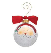 North Pole Family Ornaments