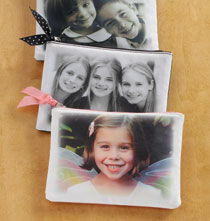 Photo Décor & Gifts - Personalized Makeup Bag