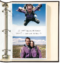 Snapshot Album Photo Refill Pages