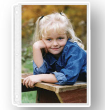 Photo Album Pages - Double Weight 8 x 10 Photo Pocket Pages - Set Of 10