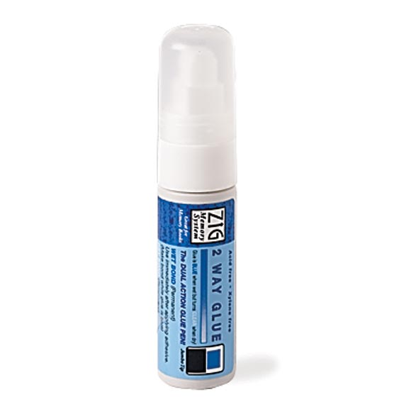 Zig® 2 Way Glue Pen