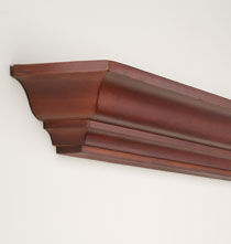 "Ledges - Traditional Home Gallery 24"" Extra-Deep Floating Display Ledge"