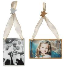 Nostalgic Photo Ornament