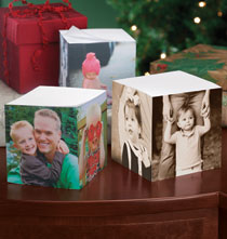 Photo Décor & Gifts - Custom Photo Note Cube