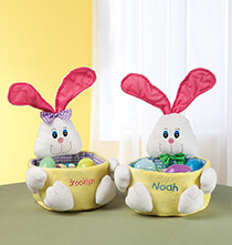 Easter - Personalized Easter Basket