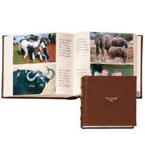 Shelbourne Medium Personalized Memo Album