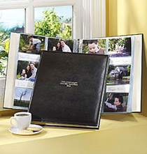Staff Picks - Shelbourne Large Personalized Photo Album