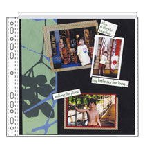 Photo Album Pages - 12x12 Safe Seal Pages