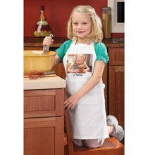 Photo Décor & Gifts - Children's Chef Apron Pers