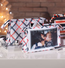 Photo Décor & Gifts - Kiss and Makeup Bag