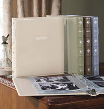 Gifts for Him - Emma Photo Album Personalized