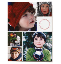* 5-Photo Collage Card Set of 20