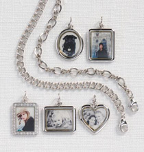 Sterling Silver Photoart® Charms