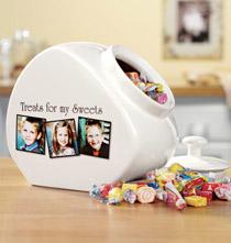 Photo Décor & Gifts - Custom Photo Treat Jar