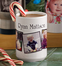 Gifts for the Photo Lover - 15 Oz. Photo Mug