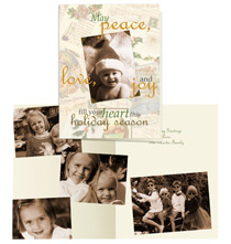 * Nostalgic Collage Card Set of 20