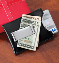 Money and Credit Card Holder