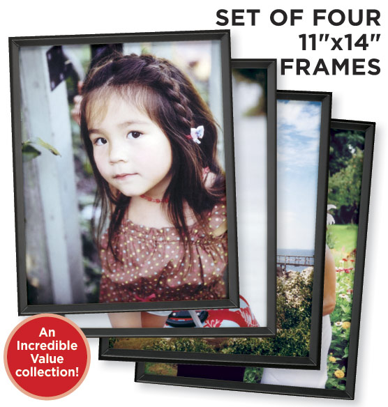 Boxed Set of Frames