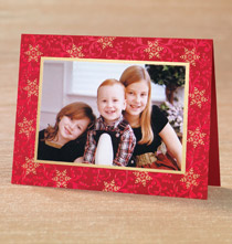 Spirit of Christmas Photo Christmas Card Set of 18