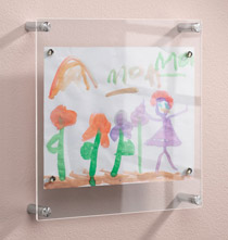 Little Artist Kids Art Frame